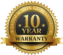 warranty for Fredericksburg Loudonville custom cabinets
