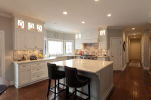 custom cabinets wooster